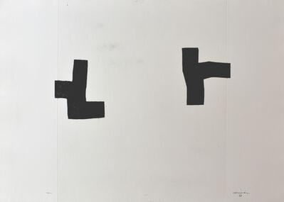 Eduardo Chillida, 'Place I | Leku I', 1969