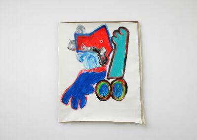 Joji Nakamura, 'RED FACE', 2020