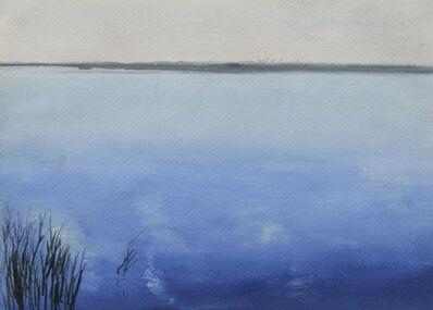 John Button, 'Cove, Moriches Bay', 1970