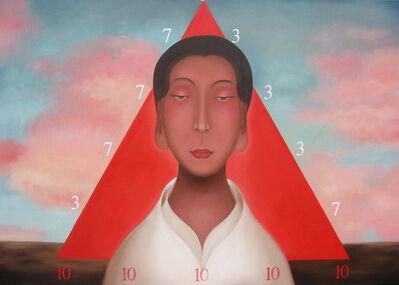 Li Shuang 李爽, 'Le mont Tao Po effleure le ciel d'azur ', 2006