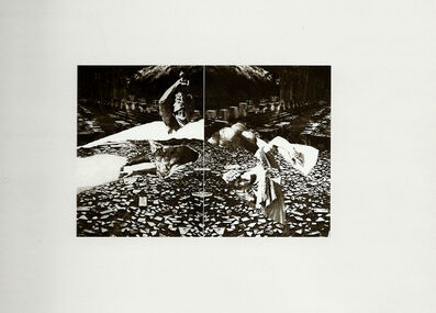 Giulio Paolini, 'Paetus and Arria', 1982