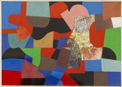 Alberto Burri, 'Senza titolo', 1977