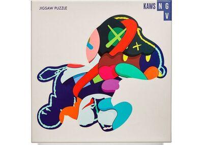 "KAWS, 'KAWS x NGV ""Stay Steady"" 1000 Piece Jigsaw Puzzle, 2019', 2019"