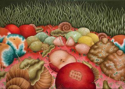 Maria Fragoso, 'Decadencia, un solo sabor a fruta madura', 2021