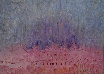 Robert C. Ellis, 'Volcanoes Series 1', ca. 1960s