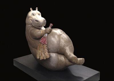 Bjorn Skaarup, 'Hippo Odalisque', 2014