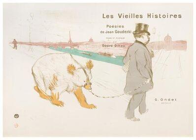 Henri de Toulouse-Lautrec, 'Les Vielles Histoires', 1893