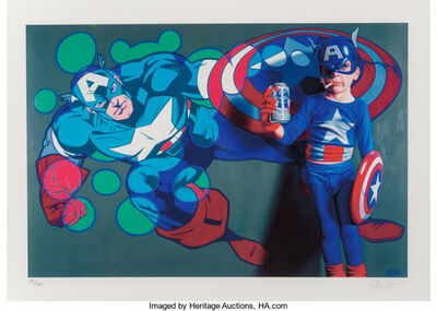 Ron English, 'Captain Kid', 2007