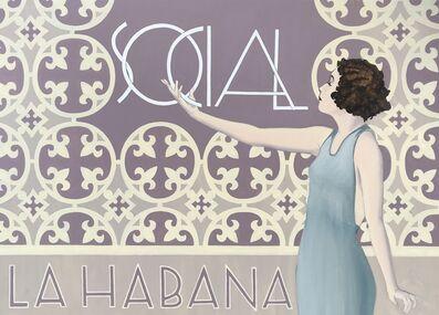 Andres Conde, 'Losas de La Habana', 2020