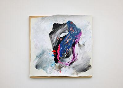 Joji Nakamura, 'BLUE FACE', 2020
