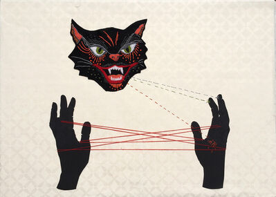 Kathryn Hunter, 'Cat's Cradle'