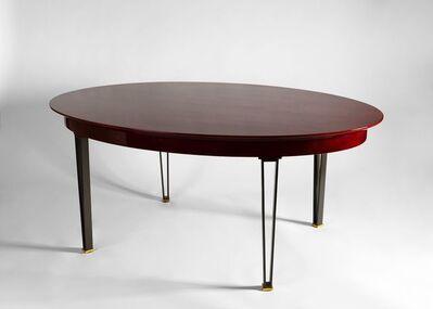 Maison Leleu, 'Center Dining Table', 1957