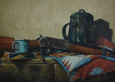 Hickory Mertsching, 'Cowboy Coffee', 2020