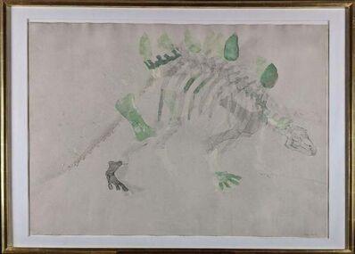 Mary Frank, 'Untitled (Dinosaur)', ca. 1980