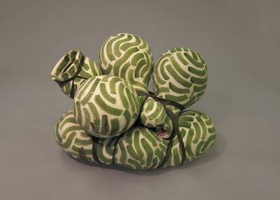 Annabeth Rosen, 'Green Grass', 2012