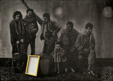 Amer Shomali, 'The Ship', 2013