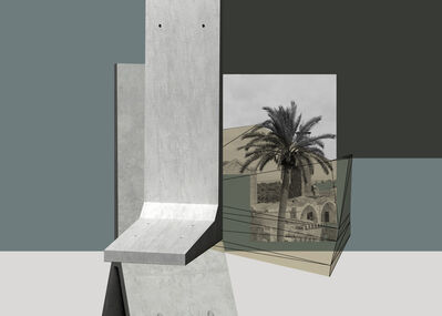Hazem Harb, 'Archaeology of Occupation series #1', 2015