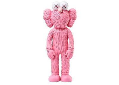 KAWS, 'Kaws Pink BFF', 2019