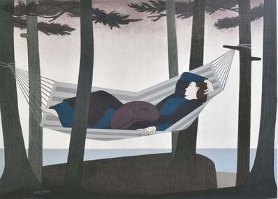 Will Barnet, 'Summer Idyll		', 1980