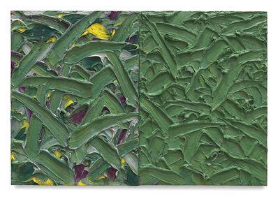 James Hayward, 'Abstract Diptych #32', 2016