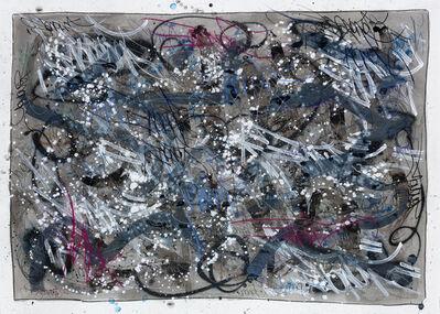 JonOne, 'The workers of Art - Poetry in Motion', 2019