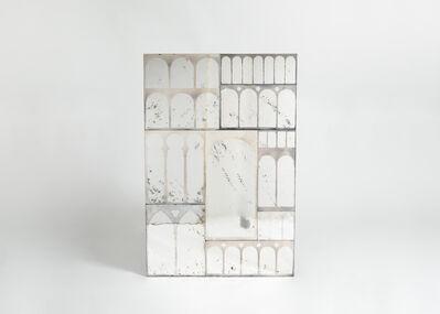 Kiko Lopez, 'Arches - Contemporary Composite Wall Mirror', 2018