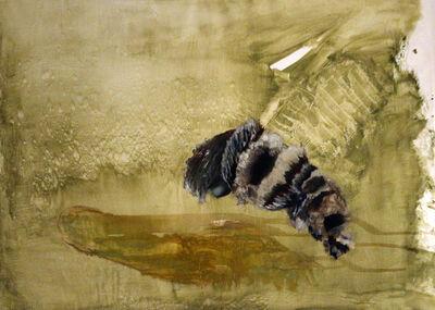 NENGI OMUKU, 'Fleeing Horizontally', 2014