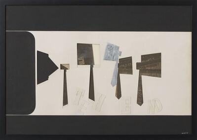 Fabio Mauri, 'The End', 1971