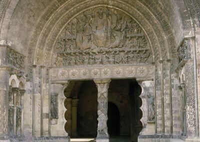'Abbey Church of St. Pierre', ca. 115-1135