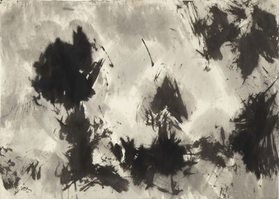 Mark Tobey, 'Untitled (Sumi)', 1957