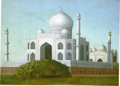 Erastus Salisbury Field, 'The Taj Mahal', ca. 1860/1880