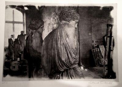 Deborah Turbeville, 'Unseen Versailles (Statues)', 1980