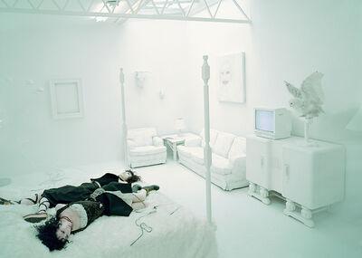 Izima Kaoru, 'Kato Ai e Nakashima Mika wear Vivienne Westwood', 2004