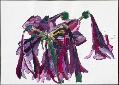 Inge Ellegaard, 'Amaryllis (22)', 1993