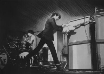 Radenko Milak, 'Pete Townshend destroys guitar (#11)', 2018