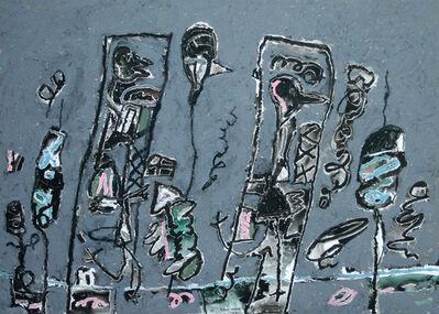 Alden Mason, 'Caged Bird', 2008