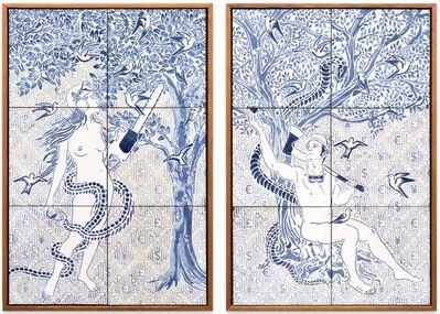 Dana Widawski, 'Garden Eden', 2014