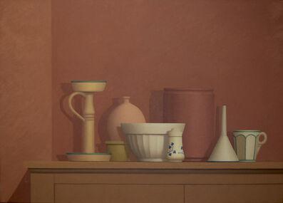 William Bailey, 'Monetcastrilli', 1997