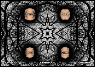 Gilbert and George, 'starwood', 2008