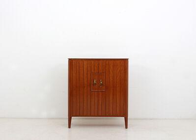 Osvaldo Borsani, 'Cabinet by Osvaldo Borsani by Lucio Fontana', 1940-1950
