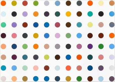 Damien Hirst, 'Postcard from... Damien Hirst: Nucleohistone', 2012