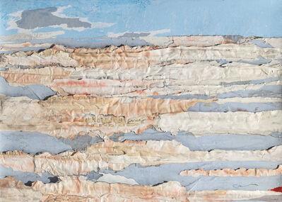 Gottfried Salzmann, 'Vagues', 2018