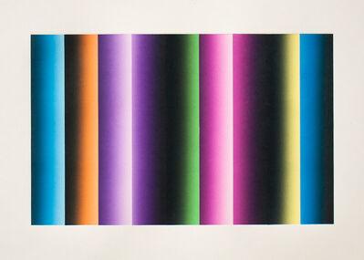 Polly Apfelbaum, 'Byzantine Roller 1', 2014