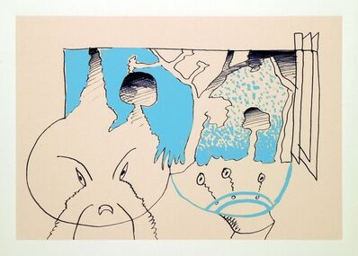 Luis Gordillo, 'Untitled', 2000