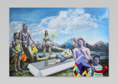 Willie Wayne Smith, 'Transfiguration', 2020