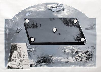 Mimmo Paladino, 'Solone', 1990