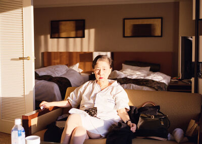 Takahiro Kaneyama, ' My Mother in a Hotel Room, Kyoto ', 2010