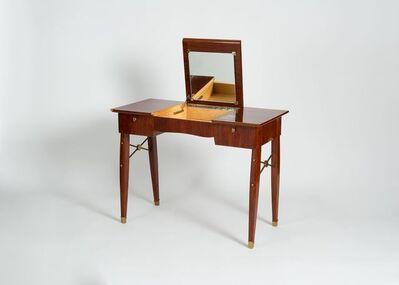 Jules Leleu, 'Writing Table / Vanity', France-1945