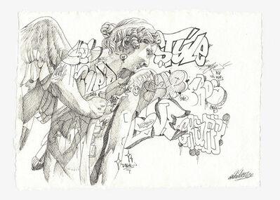 PichiAvo, 'Untitled (Cupid)', 2020