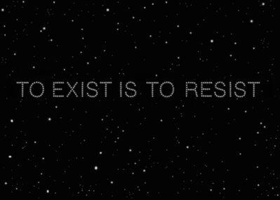 Ottonella Mocellin - Nicola Pellegrini, 'To exist is to resist', 2008